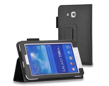 "Чехол для планшета Samsung Galaxy Tab 3 Lite 7"" (T110, T111, T113, T116) Case - Black"