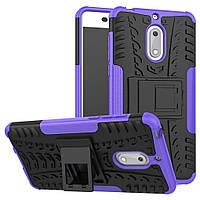 Чехол Armor Case для Nokia 6 Фиолетовый