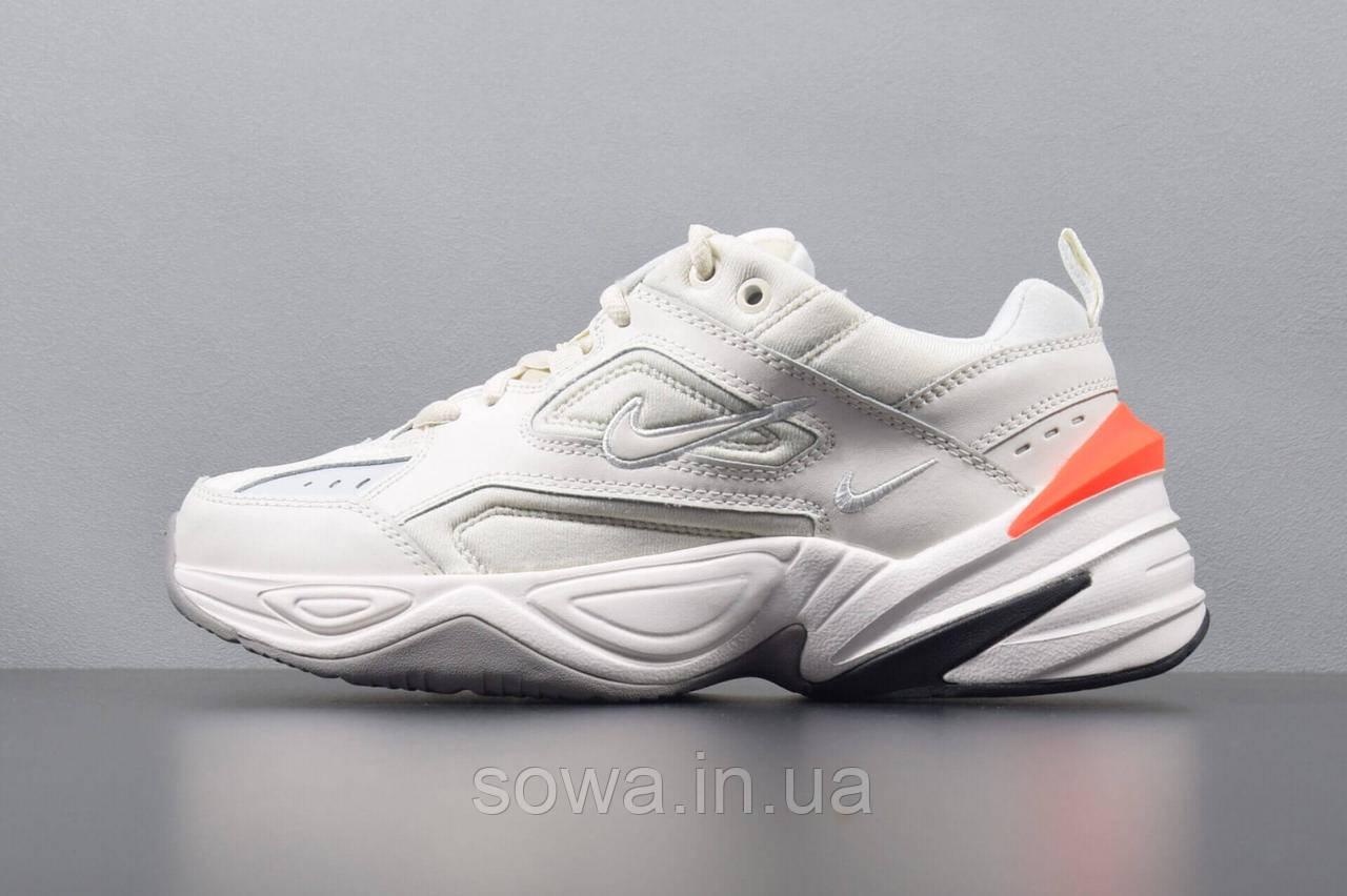 "✔️ Кроссовки Nike M2K Tekno ""Medium White"""