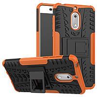 Чехол Armor Case для Nokia 6 Оранжевый