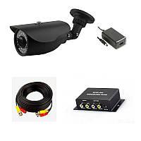 Комплект видеонаблюдения на 1 камеру 815-724