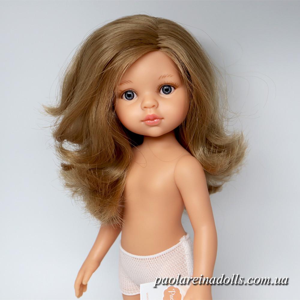 Кукла Паола Рейна Карла без челки