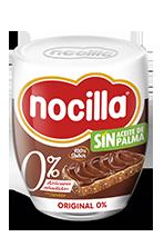 Шоколадный крем Nocilla Original 0 %, 190 гр