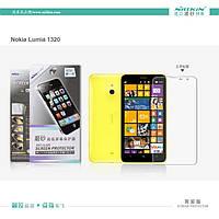 Защитная пленка Nillkin для Nokia Lumia 1320 матовая