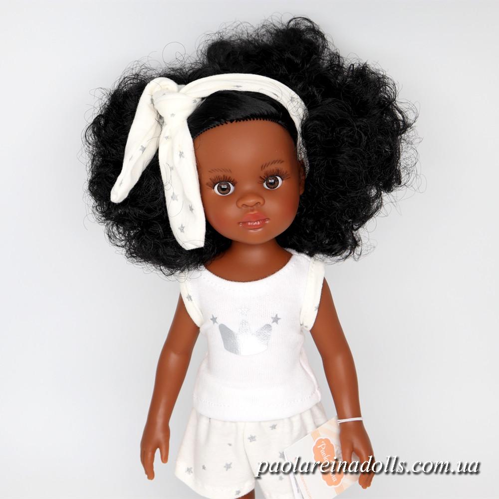 Кукла Паола Рейна Нора в пижаме Paola Reina