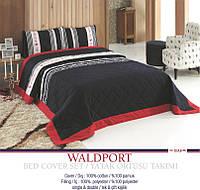 Покрывало хлопковое U.S. Polo Assn - Waldport 240*260