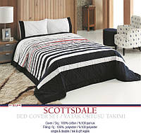 Покрывало хлопковое U.S. Polo Assn - Scottsdale 180*250