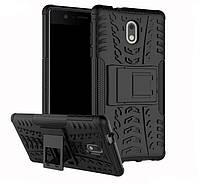 Чехол Armor Case для Nokia 3 Черный