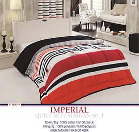 Одеяло с простыней U.S. Polo Assn - Imperial полуторное