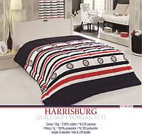 Одеяло с простыней U.S. Polo Assn - Harrisburg полуторное