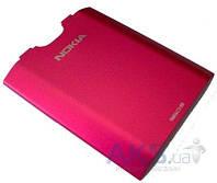 Задняя часть корпуса (крышка аккумулятора) Nokia C3-00 Original Pink