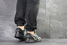 Мужские кроссовки Asics Gel-Quantum 360,сетка,темно серый, фото 3
