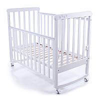 Детская кроватка Соня ЛД12 (белый), фото 1