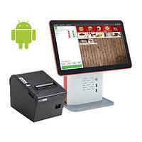 """Комплект POS-оборудования A-Dandy 15,6"""" для кафе, бара, ресторана (Android), фото 1"""