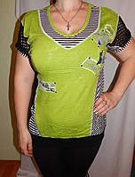Кофточка женская  размеры 50-52, фото 1