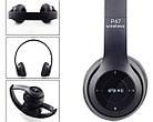 Беcпроводные наушники P47 Bluetooth, MP3, FM, Microphone, фото 2