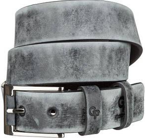 Ремень мужской Grande Pelle 11050 Grey, фото 2