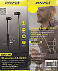 Наушники беспроводные Awei MDR B930BL Bluetooth, фото 3