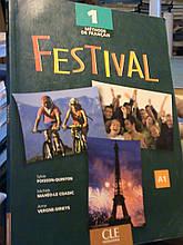 Festsval 1 A1 Підручник