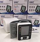 Автоматический тонометр UKC BLPM-29 для измерения давления и пульса, фото 3