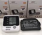 Автоматический тонометр UKC BLPM-13 для измерения давления и пульса, фото 2