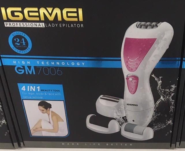 Эпилятор IGemei GM 7006 4в1