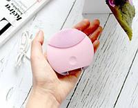 Массажер для лица Foreo Luna mini, силиконовая щетка для чистки лица