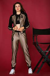 Спортивний костюм Totalfit CS2-C22 XS Бронзовий