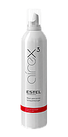 Мус для волосся Estel AIREX сильна фіксації, 400 мл