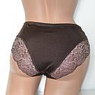 Трусики женские Lanny Mode 51678 коричневый, фото 4