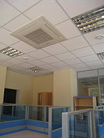 Вентиляция и кондиционирование магазинов, торговых комплексов, супермаркета