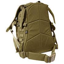 Тактический рюкзак Штурмовой Военный Туристический Tactical 3D Песочный на 40 литров, фото 3