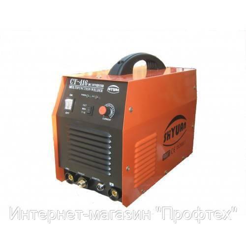Универсальный сварочный аппарат 3в1. Shuyan CT-416