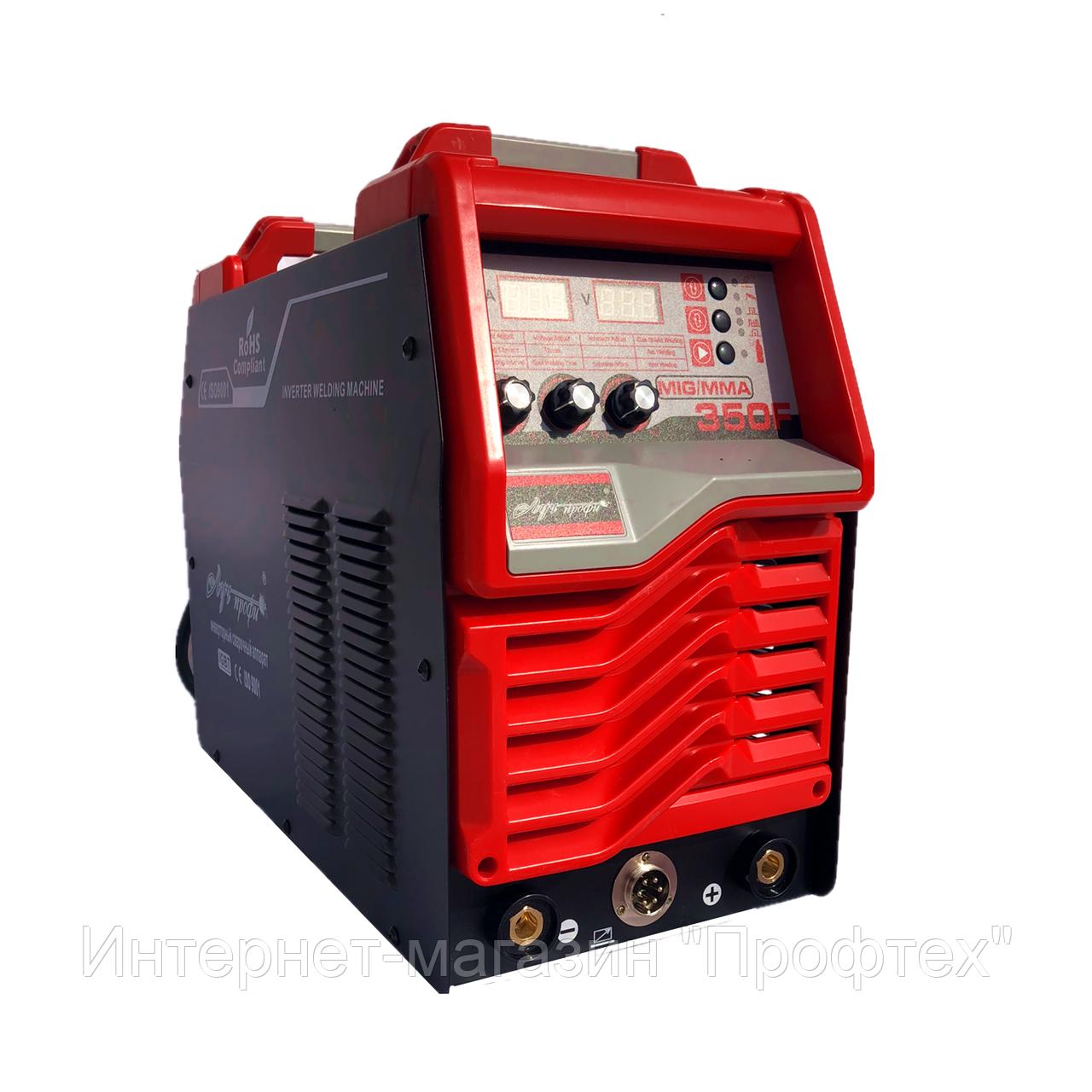 Промышленный полуавтомат Луч-профи MIG-350F
