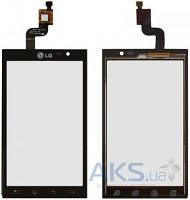 Сенсор (тачскрин) для LG Optimus 3D P920 Black