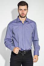 Рубашка мужская в стильном оттенке 50PD0021 (Сливовый)