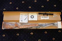 Пневматична гвинтівка 4,5 mm Kandar PRO Germany HARD В3-3 280m/s  (набір для чистки зброї, пули 300 шт), фото 3