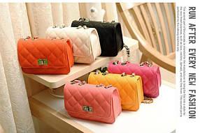 Женская сумка клатч Chanel Boy