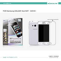 Защитная пленка Nillkin для Samsung G313h Galaxy ACE матовая