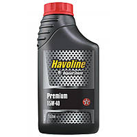 Масло моторное TEXACO HAVOLINE 15W-40 1л, минеральное моторное масло