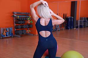 Комбинезон для фитнеса с сеткой Totalfit F13-C7 XXS, фото 2
