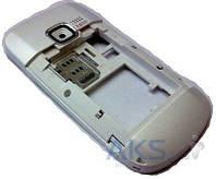Средняя часть корпуса Nokia C3-00 White