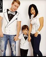 Парные футболки Ф2б-146