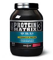 FL Protein Matrix 3 1000g - клубника
