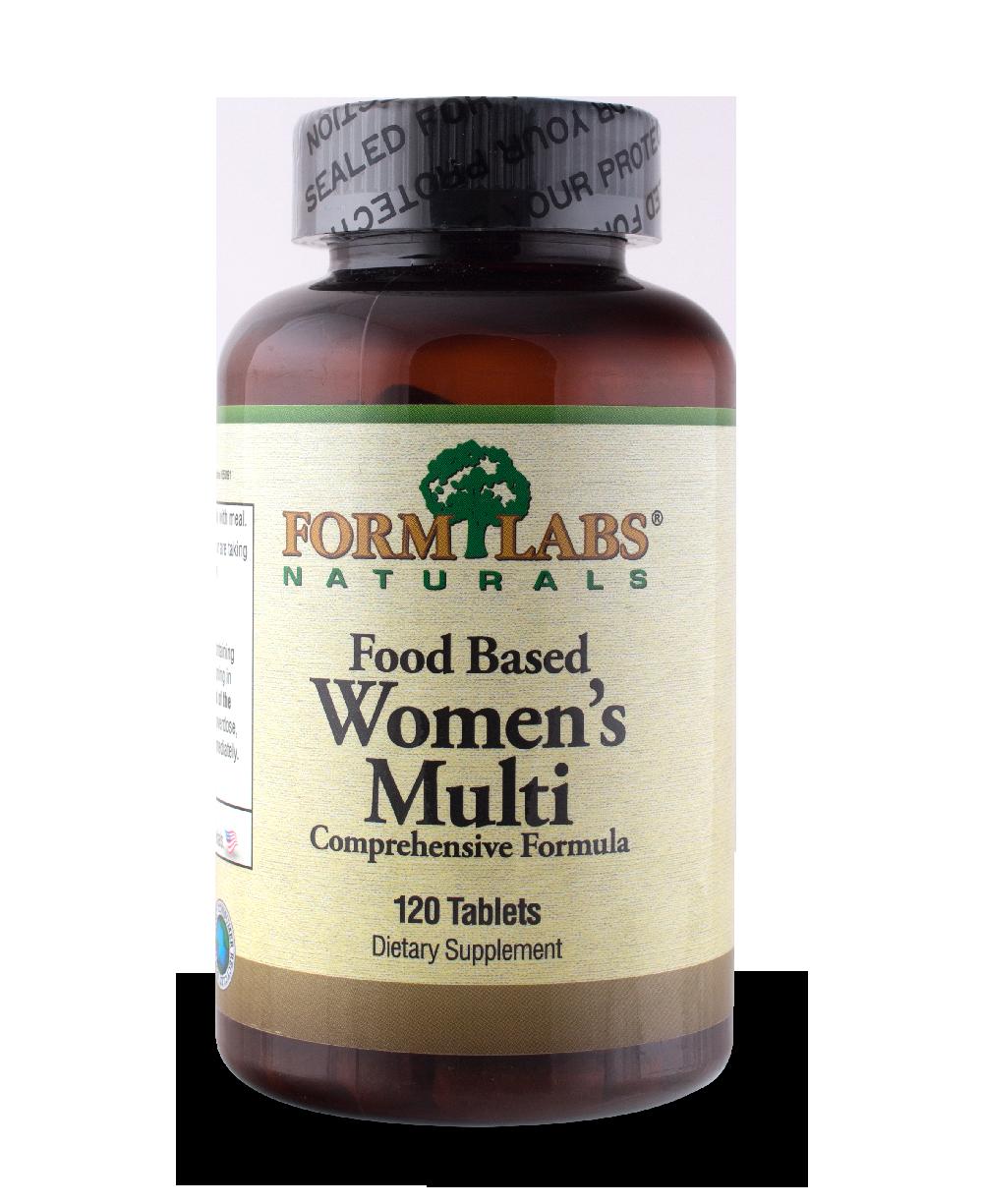 FLN Food Based Women's Multi 120 tab