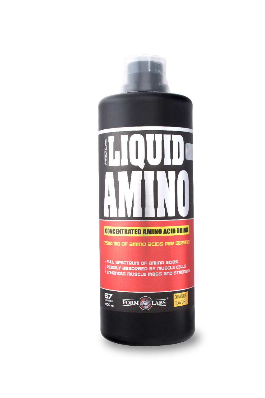 FL Amino Liquid 1000ml - апельсин