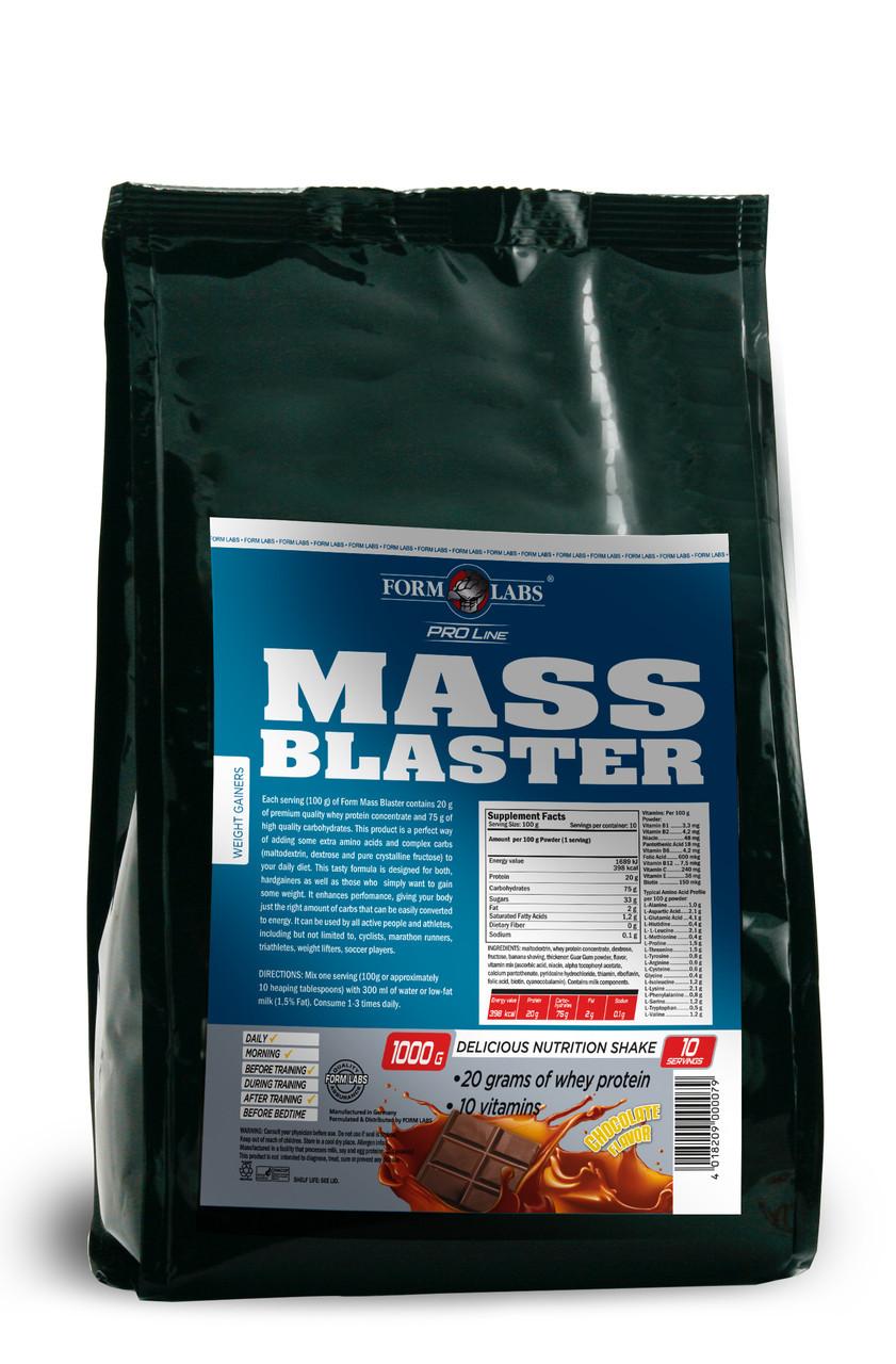 FL Mass Blaster 1000g - шоколад