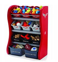 Комоды с ящиками для хранения игрушек