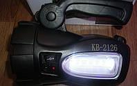 Фонарь аккумуляторный ZUKE ZK-L-2126