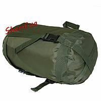 Спальный мешок британский MIL-TEC Survival Olive (200*79см), 14113101